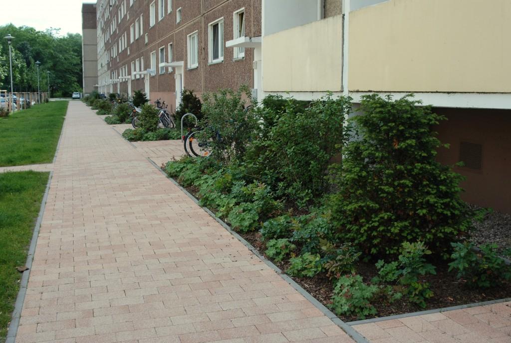 Gestaltung Straßenraum